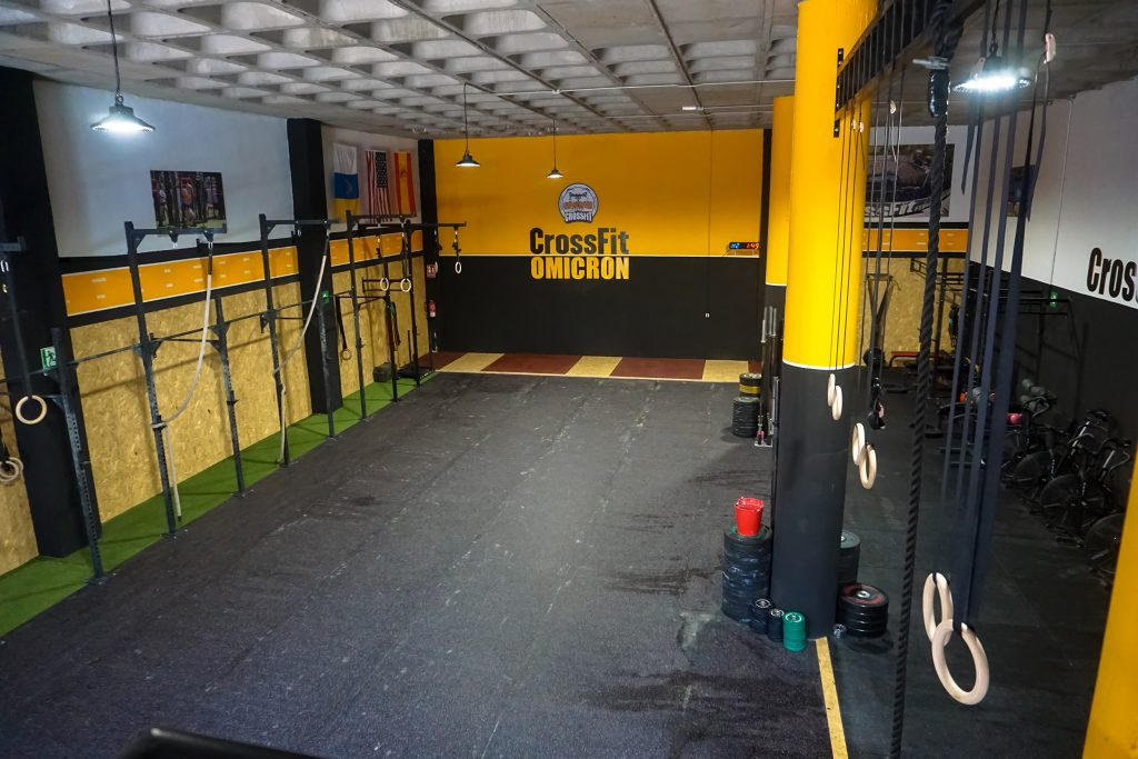 Box CrossFit Omicron